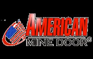 American mine Door