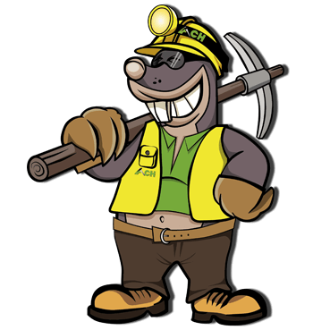 Topo mascota HCA