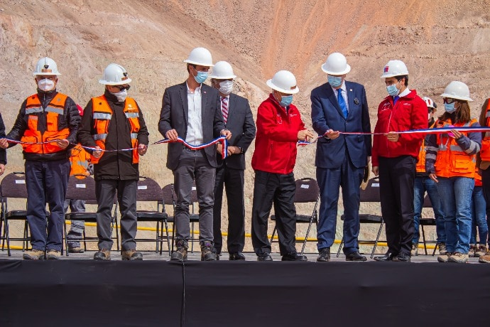 Proyecto Rajo Inca
